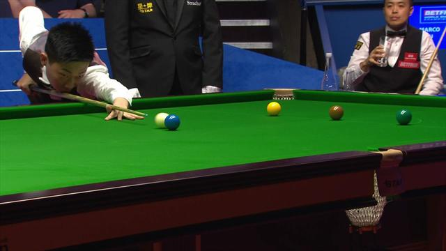 eurosport snooker wm