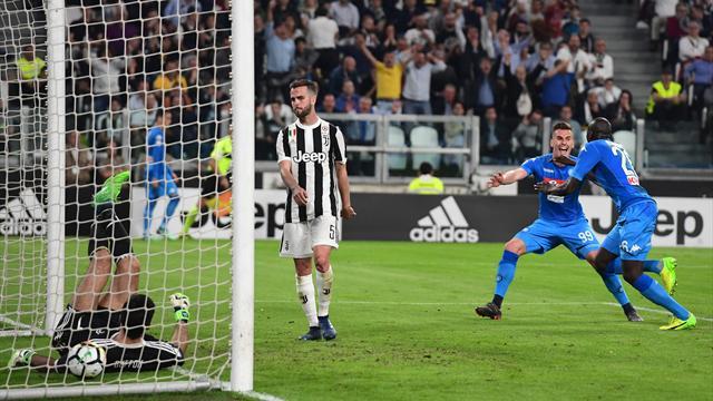 Solidité du Napoli, tare de la Juve, efficacité de la Lazio… 5 stats avant la 35e journée