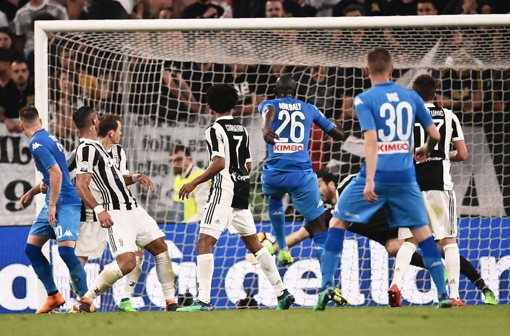 Koulibaly - Juventus-Napoli - Serie A 2017/2018