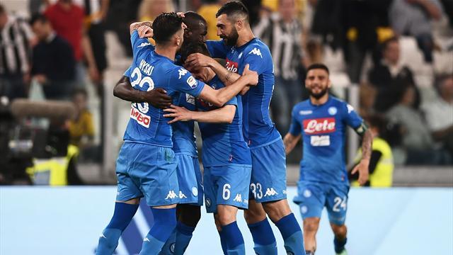 Naples relance le suspense
