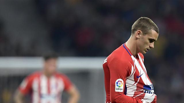 L'Atlético met en danger sa place de dauphin