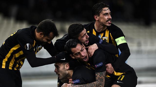 L'AEK champion de Grèce pour la première fois depuis 24 ans
