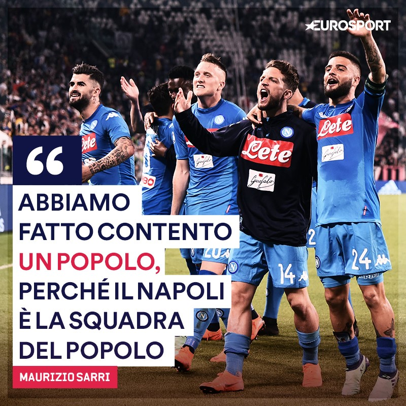 Juventus Napoli In Diretta Tv E Live Streaming Serie A 2017 2018 Calcio Eurosport