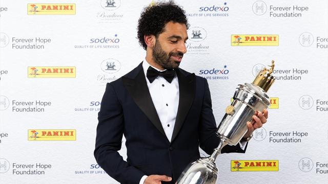 Why Mohamed Salah had to be the PFA Player of the Year