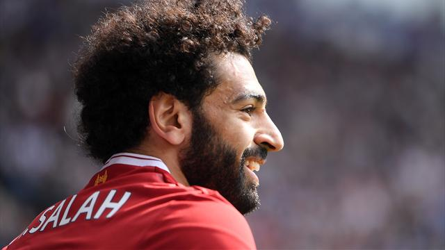Klopp : »La saison de Salah n'est pas finie»