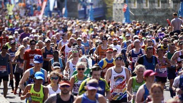 """Marathon-""""Läuferin"""" auf Fahrrad erwischt"""