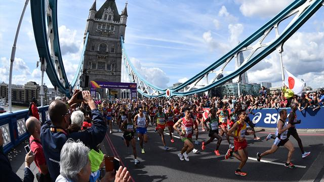 London Marathon postponed until October