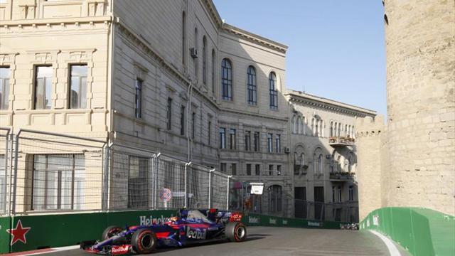 En Bakú siempre hemos sido competitivos: Checo Pérez