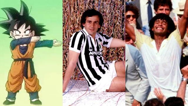 Platini, Noah, Dragon Ball, Star Wars… Il y a 34 ans, la Roma était en demi-finale de la C1