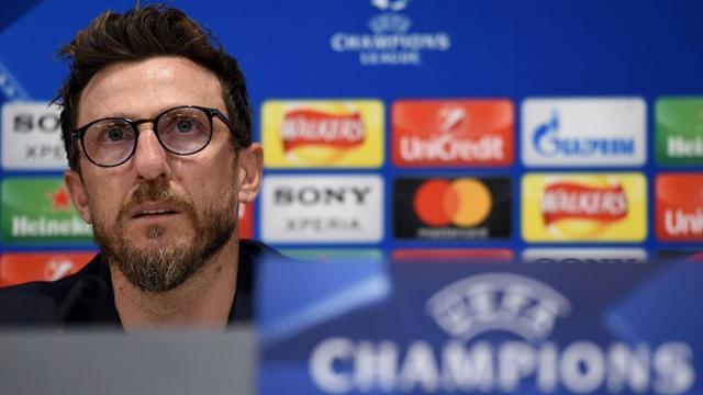Di Francesco : «J'ai l'impression d'être coupable de cette défaite»