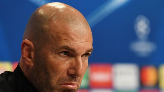 Zidane : »Nous savons que nous allons devoir souffrir»