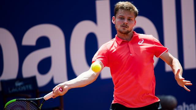 Goffin fights back from the brink to beat Granollers