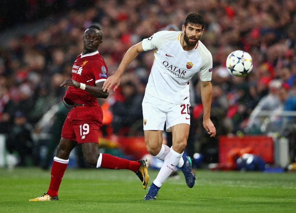 «Рома» – «Ливерпуль»