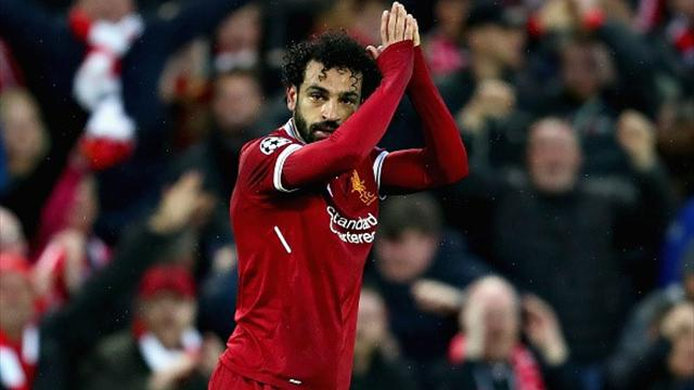 « Sensationnel », « Instoppable », « Mo show » : Salah a enchanté l'Europe
