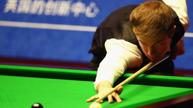 "Il ""fluke of the year"" è di Jack Lisowski: l'imbucata è davvero incredibile"