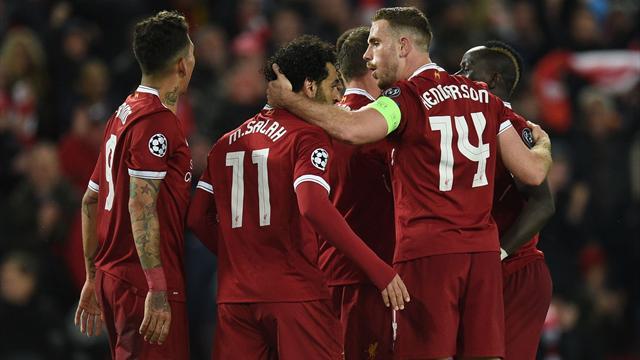 Époustouflant, Salah est le meilleur joueur du monde — Liverpool