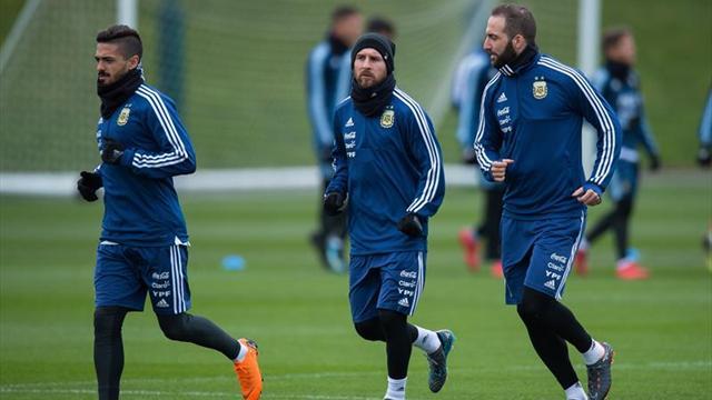 Selección argentina jugará contra Nicaragua previo a Rusia 2018