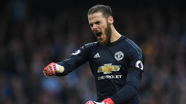 Paper Round: De Gea ready to sign £400,000-a-week contract, City target £50m Chilwell