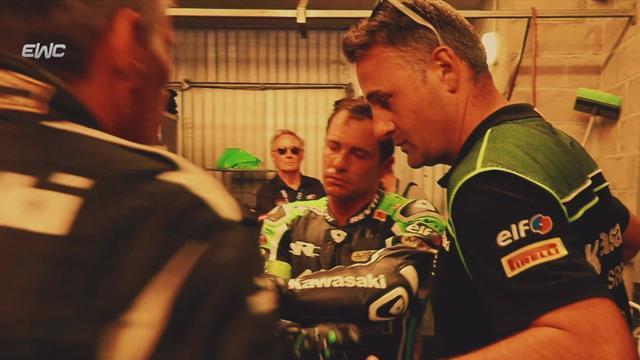 Un pitstop con Randy de Puniet alla 24 ore di Le Mans
