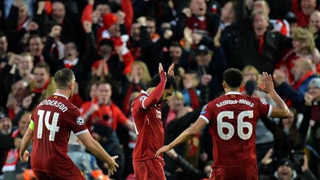 Jurgen Klopp elogia a Mohamed Salah: ¡Qué jugador!