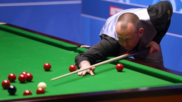 Williams wows Crucible crowd