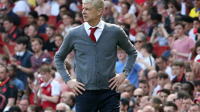 These Arsenal players deserve to win a trophy, insists Wenger