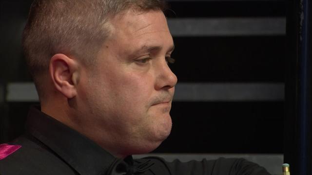 Robertson punishes Milkins at Crucible