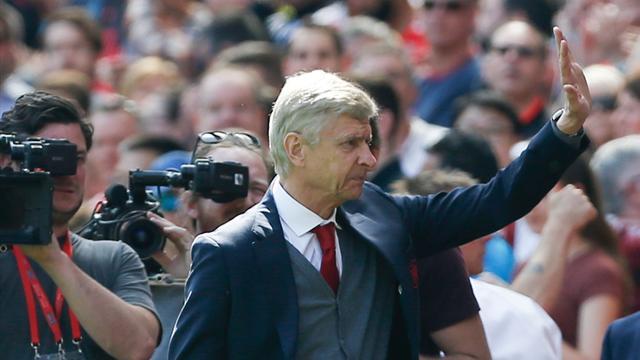 Wenger : »Finir l'histoire d'amour sur une bonne note»