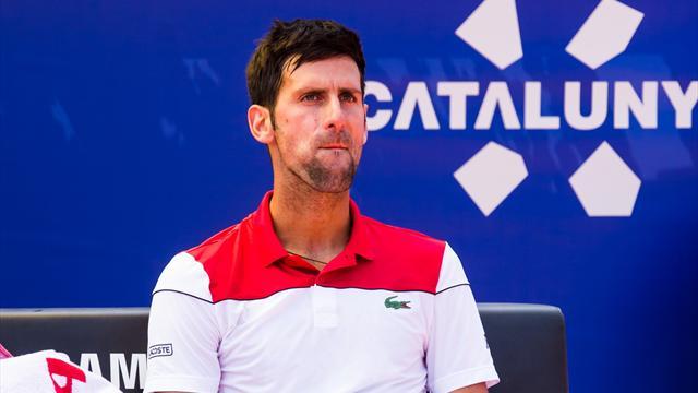 Djokovic : «Je dois être patient»