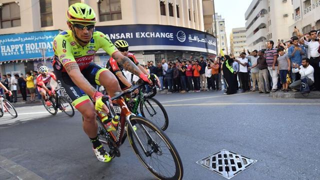 Giro d'Italia, Pozzato rinuncia: il padre è in fin di vita