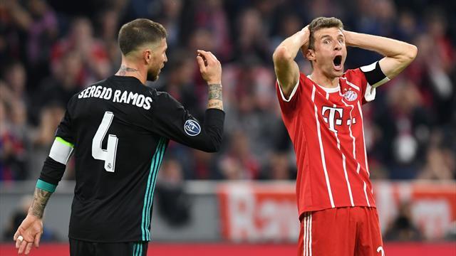 L'antisèche : Le Bayern ne s'est pas vraiment raté, mais le Real n'a rien pardonné