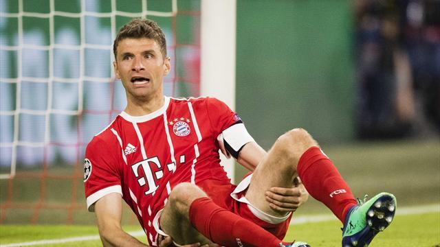 Pokalfinale: Bayern bangt um Müller