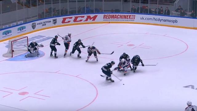 Матч ВХЛ продолжался 163 минуты – это самая длинная встреча в истории российского хоккея