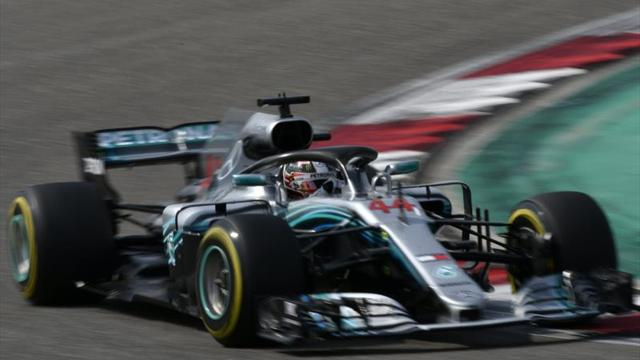 Sergio Pérez sube al podio en GP de Azerbaiyán
