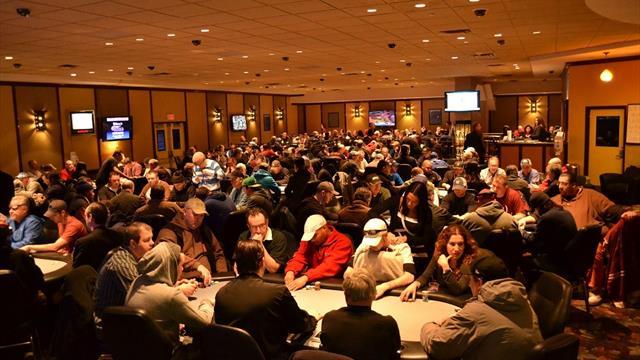 New York, terre de poker