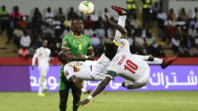 Le Sénégal avec Mané comme fer de lance
