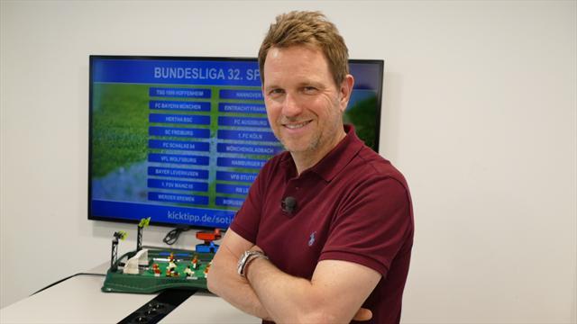 #SotipptderBoss den 32. Spieltag: Nix zu holen für Kovac in München
