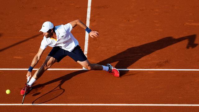 Nadal celebra la undécima en Barcelona aplastando a su rival