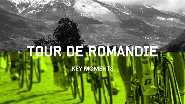 Tour de Romandía: Los mejores momentos de la segunda etapa