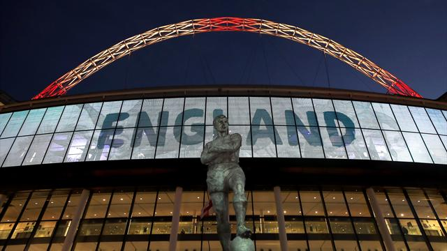 Football Association confirm they have received an £800m offer for Wembley