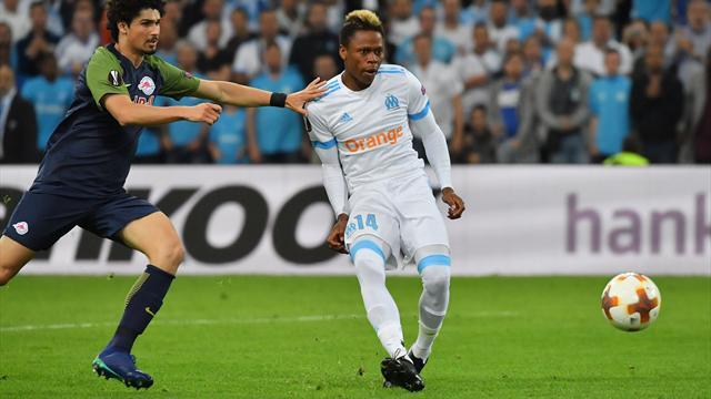 Trois minutes après son entrée, Njie a fait le break : le but du 2-0 en vidéo