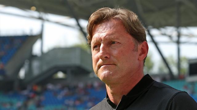 Le coach Hassenhüttl s'en va (off.) — Leipzig