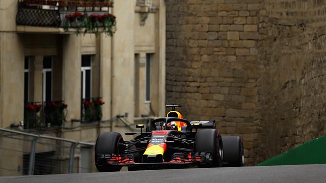 Libres 2 : Ricciardo le plus rapide
