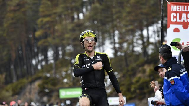 Yates ready to lead team at debut Giro d'Italia