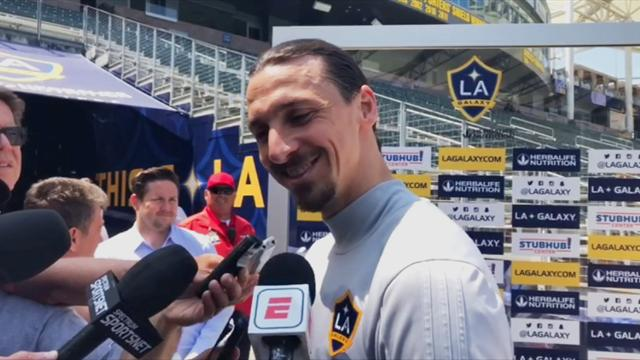 Addio Mondiale, Ibrahimovic la prende male