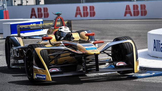 Vergne takes fourth pole of 2017-18 at Paris ePrix