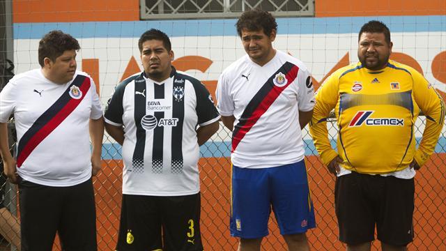 Au Mexique, perdre du poids fait gagner des matches de football