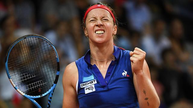 L'énorme bond de Parmentier — WTA