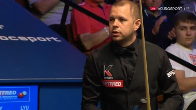 Hawkins defeats Ding to set up O'Sullivan final at Shanghai Masters
