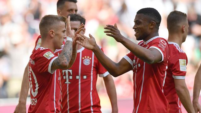 Bei Anruf Tor: Bayerns Youngstertruppe führt Frankfurt vor
